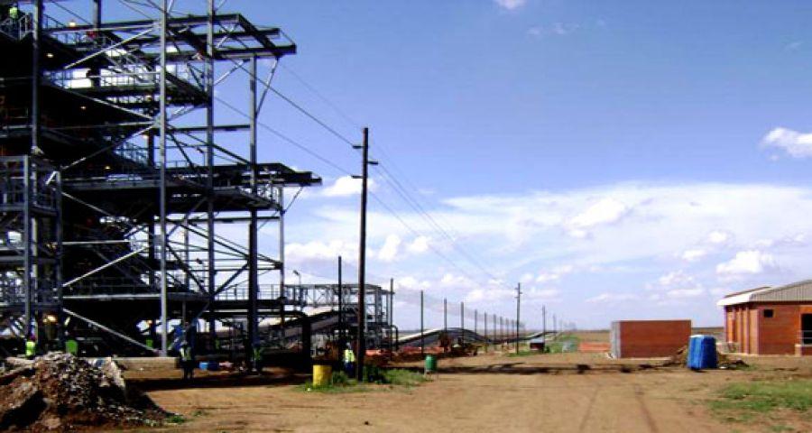 Zest and WEG commission longest VSD-driven conveyor in Africa