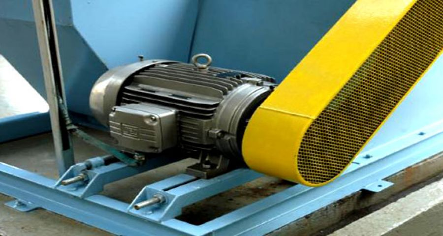 WEG Automated exhaust system allows reduction of CO2 emissions